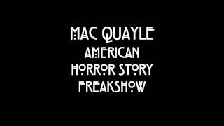 Mac Quayle Emmy Nominated Score AHS Freak Show Salty Pepper