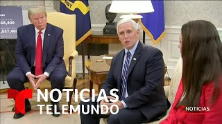 Las Noticias de la mañana, viernes 8 de mayo de 2020 | Noticias Telemundo