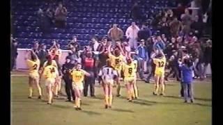 Cardiff V Aldershot (mar 20, 1992)
