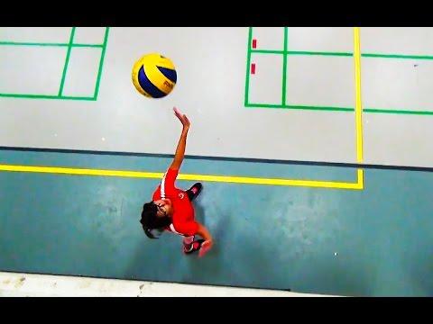 2016 PAGC Sr. Girls Volleyball Championship (Part 1)