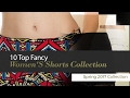 10 Top Fancy Women'S Shorts Collection Spring 2017 Collection