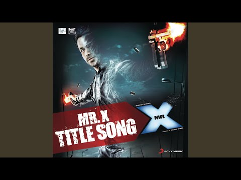 Mr. X (From