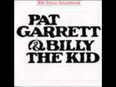 Bob Dylan - Pat Garrett & Billy the kid (Billy4)