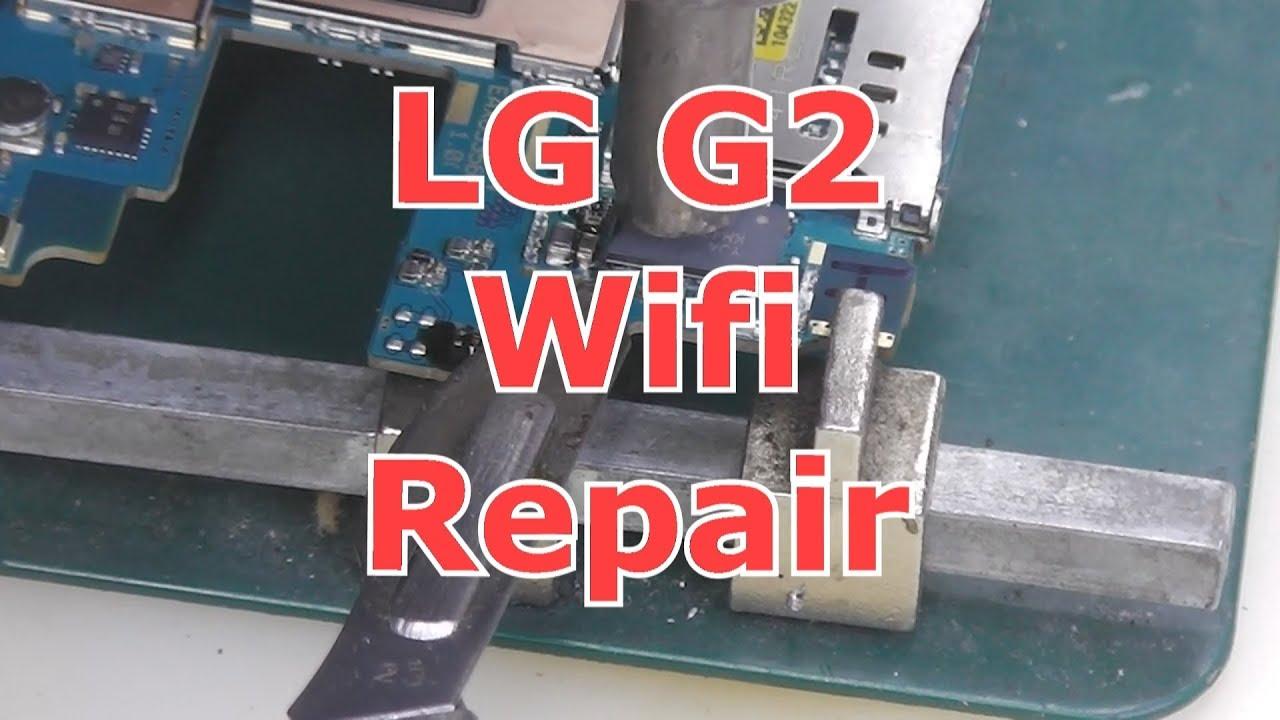 LG G2 Wifi Repair