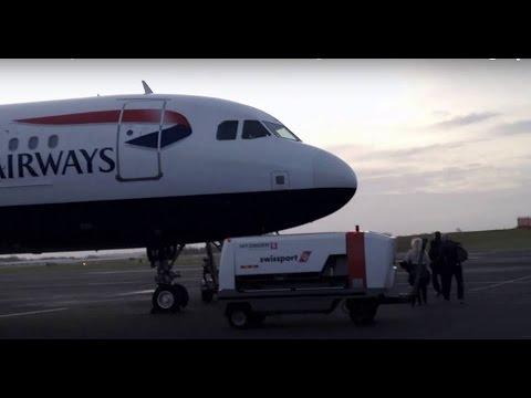 British Airways 1325 Newcastle to London Heathrow *Full Flight*