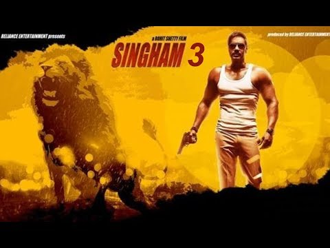 Singham 3 Movie Trailer 2017 | Ajay Devgn | Huma Khureshi   | Bollywood Dhamaka |