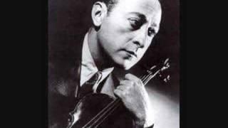 Heifetz plays Gershwin Preludes - Part 2/3