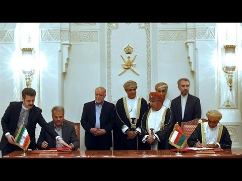 Oman-Iran sign gas pipeline deal and more top stories