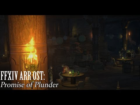 FFXIV OST Early Dungeon Fight Theme ( Promise of Plunder )