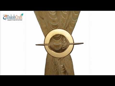 curtain ring video in dakshcraft