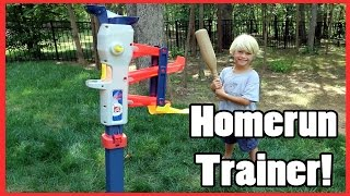 Step2 Homerun Trainer Baseball Toy Review