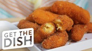 How to Make Burger King's Mac 'n' Cheetos at Home | Get the Dish