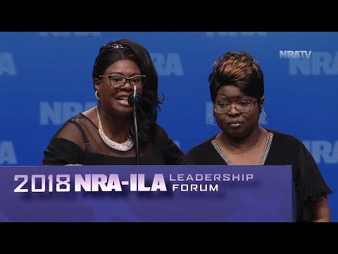 "Diamond And Silk: ""The NRA Helped Our Ancestors Protect Themselves"""