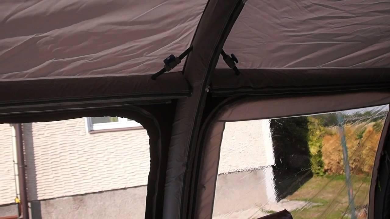 aufblasbares vorzelt kampa rally air pro 330. Black Bedroom Furniture Sets. Home Design Ideas