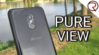 BLU Pure View Smartphone Review - $129 & US band compatibility
