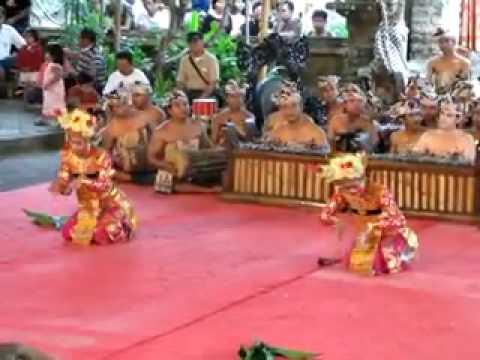 Legong Jobog Bali Arts Festival 2010.mp4