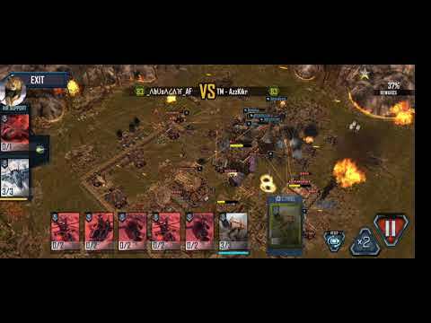 CP war zone (Arab Fighter VS The Magnificent)