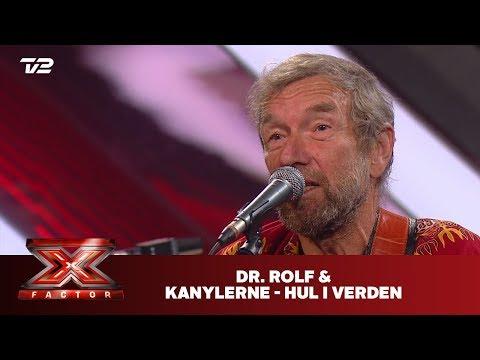 Dr. Rolf og Kanylerne synger 'Hul i verden' (Audition) | X Factor 2019 | TV 2