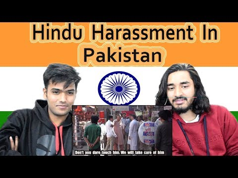 Indian reaction on Hindu Harassment In Pakistan | SOCIAL EXPERIMENT | Swaggy d