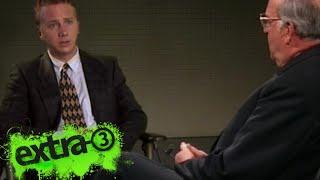Dennis Gastmann im Gespräch mit Helmut Kohl (2008)