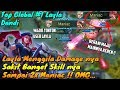 Ketika Top Global #1 Layla Mengamuk!! 2x Maniac Gila Banget Damagenya !! Mobile Legends