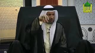 السيد مصطفى الزلزلة - بعضهم يسأل الإمام علي بن موسى الرضا ع \