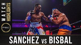 Sanchez vs Bisbal HIGHLIGHTS: August 31, 2019 — PBC on FOX