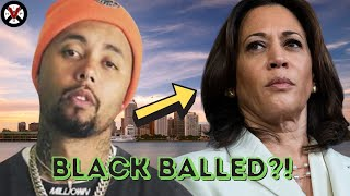 "Jamal TrueLove On The REAL REASON He Endorsed Kamala Harris! ""Keep It 💯 I Was Being BLACKBALLED""!"