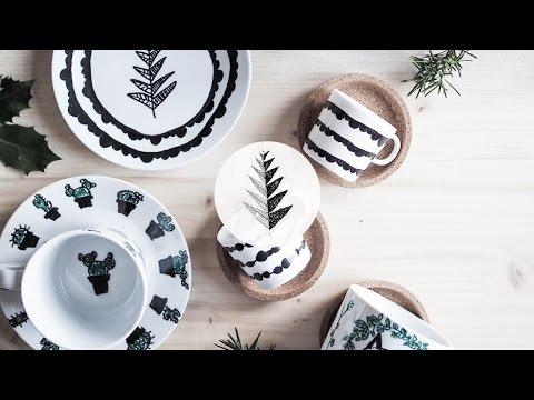 Waldsinnig DIY - Design Tableware