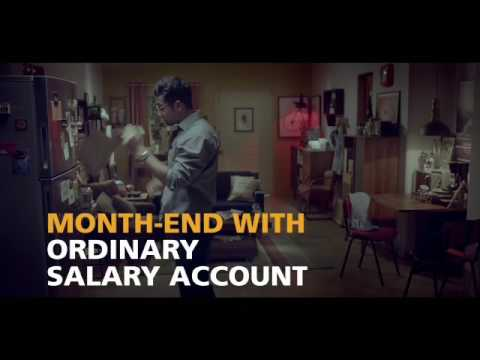 Federal Bank advertisement - funny - Salary Account