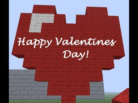 Glitch Valentines Day Minecraft Hunger Games Special