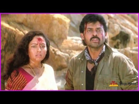 Devi Putrudu Movie Climax Scene | Venkatesh | Soundarya | Anjala Zaveri