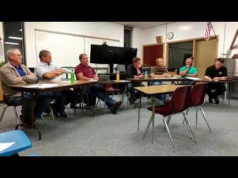 Neligh-Oakdale School Board Special Meeting