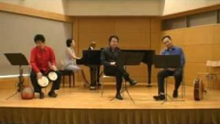 H20/10/12 小山台会館にて song:Daisuke Murakami words:Tomoki Hoshi T...