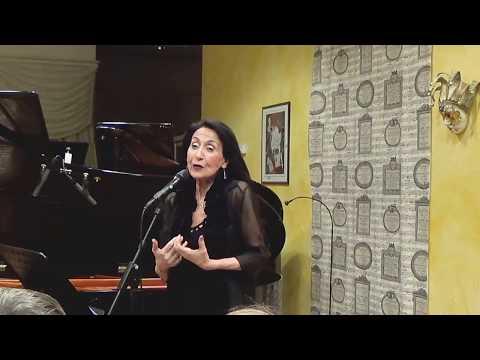 Natasha BEZRICHE  chante Barbara : ''Cet enfant là''   4 mai 2018
