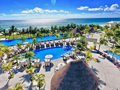 2017 Grand Moon Palace Cancun Mexico 7Day Vacation (Drone, 4