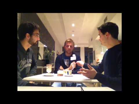UN CAFFE' FUORICAMPO - Puntata del 13-11-2013: Parentesi sul G. Centallo con Daniele Raineri