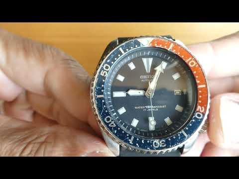 Vintage Seiko 7002-700J bought in Tokyo Japan✌️ - YouTube