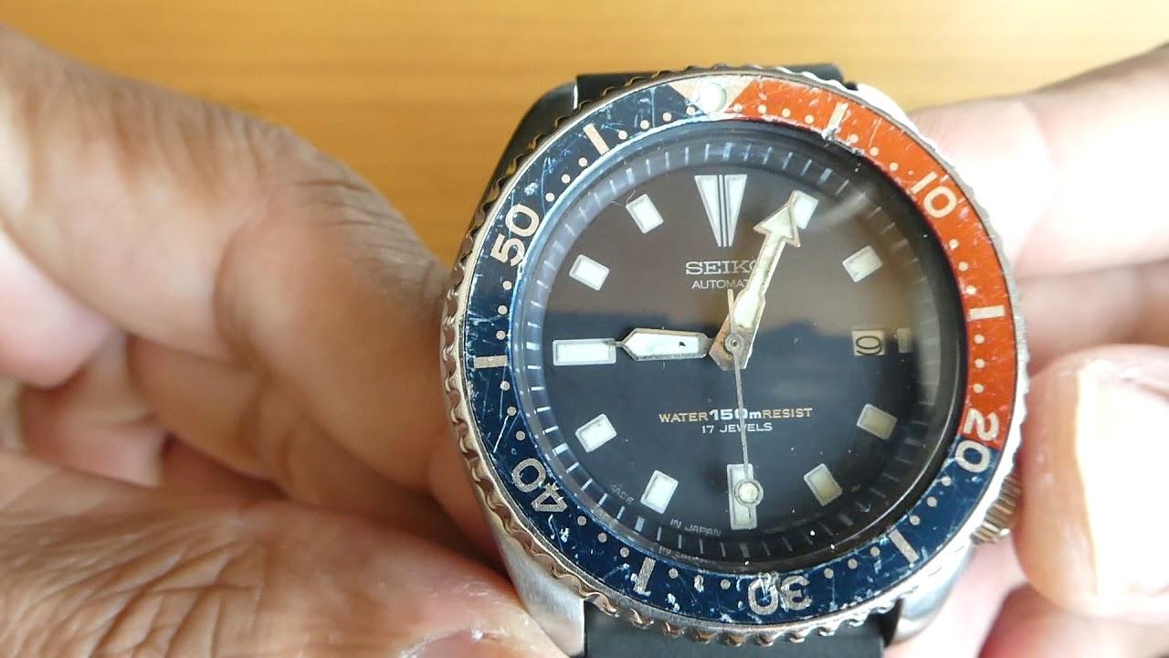 e54c377ce Vintage Seiko 7002-700J bought in Tokyo Japan✌ - YouTube