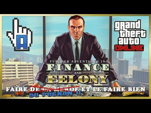 Rediffusion du live du 10 juin - GTA V : Haute finance et basses besognes
