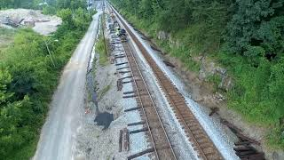 Download Video CSX Rail Crew in South Charleston WV MP3 3GP MP4