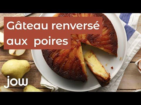 recette-du-gâteau-renversé-aux-poires