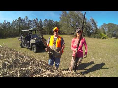 Pheasant Tower Shoot Florida