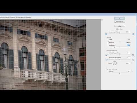 Photoshop Elements - Vignette Anlegen
