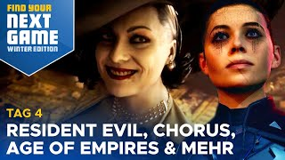 Resident Evil: Village mit Hijuga & Gnu (Werbung) | Danach: Morgen bei FYNG