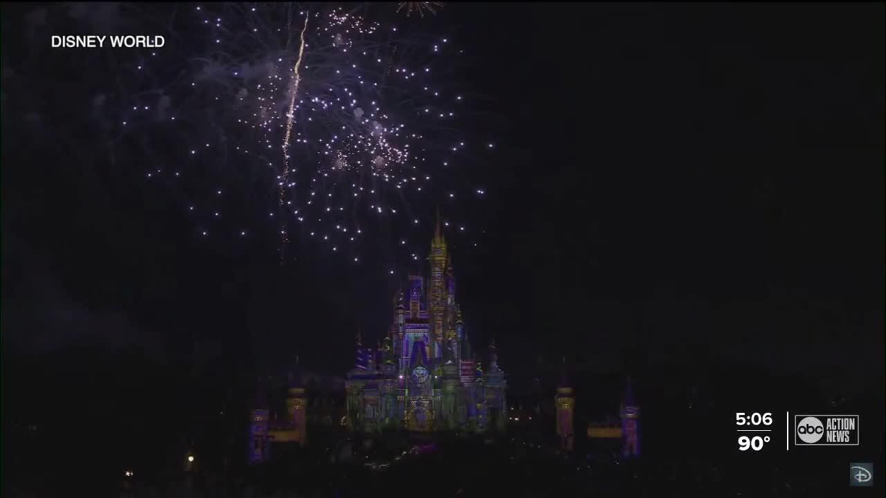 Walt Disney World turns 50: Magical celebration kicks off Friday