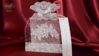 Sedef Davetiye 3604 Davetiye modelleri Düğün Davetiyeleri   Wedding Invitation