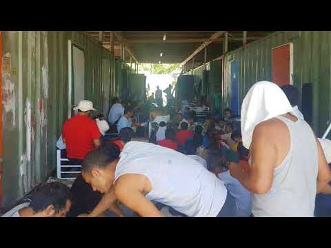 News Update Manus refugees: Second group held by Australia leaves for US 23/01/18