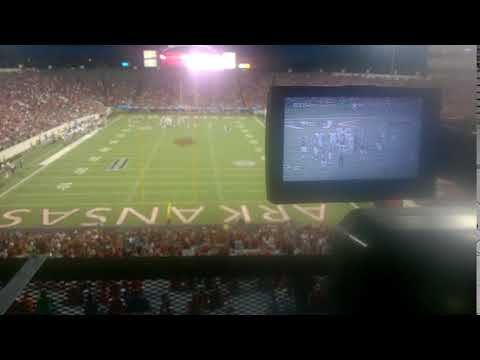 Arkansas vs FAMU game