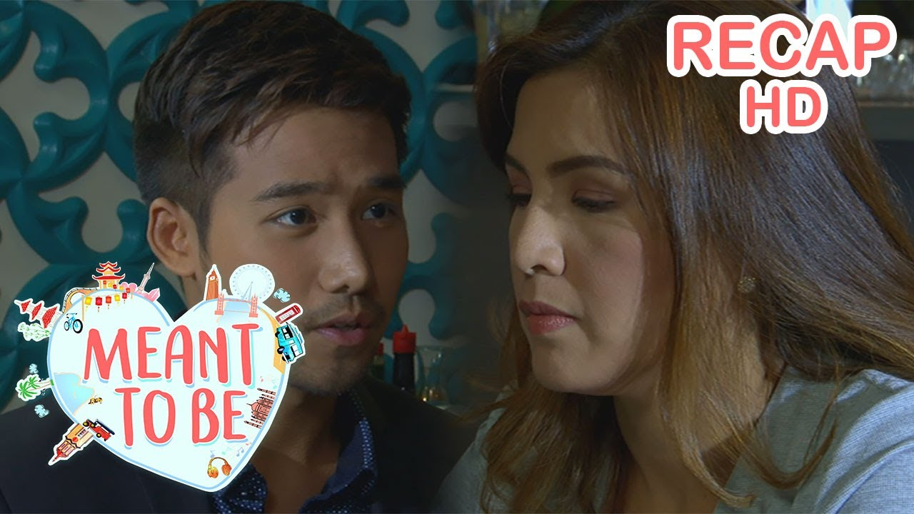 Meant To Be: May anak na si Yuan?! | Episode 75 RECAP (HD)